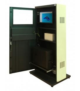 Szafa na komputer przemysłowy SPNK klasa odpornosci IP-42