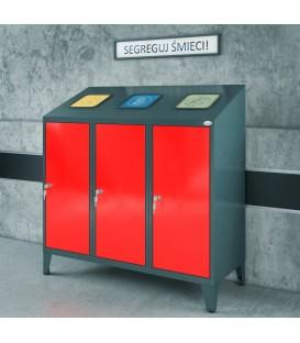 Kosze do segregacji odpadów MPO 03 r