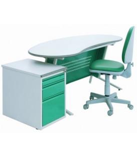 Stół-biurko jednostanowiskowe Alicja Zbm 304
