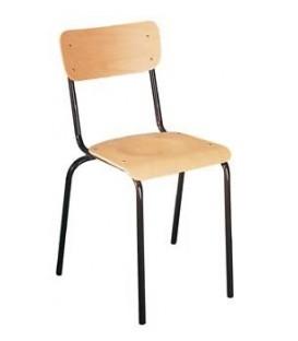 Krzesło metalowe MKD